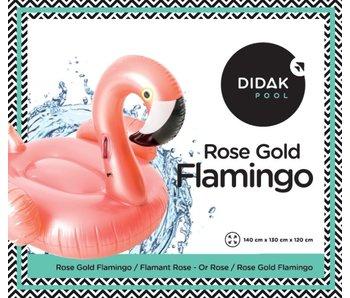 Didak Pool Flamant Rose Doré Didak - 140x130x120cm