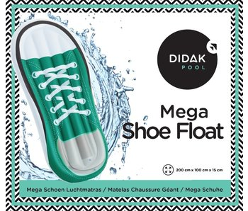 Didak Pool Mega schoen luchtmatras Didak - 200x100x15cm