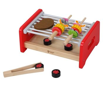 Play & Learn BBQ grill
