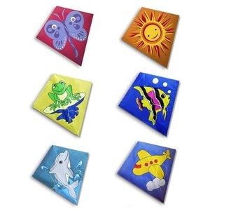 Didak Kites Mini diamond I vlieger  20*25 - 1 stuk