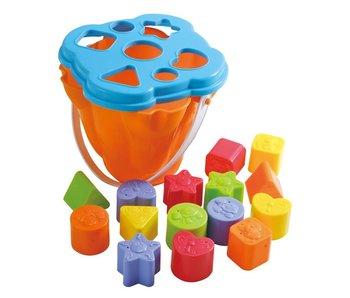 Boîte de forme de seau - 15 pièces