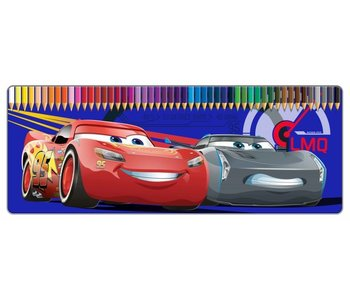Cars Cars3 50-delig potenlodenset in tinnen doos