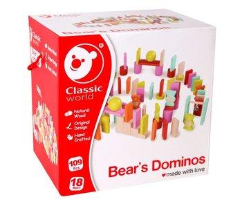 Classic Domino beer liefdesbrief