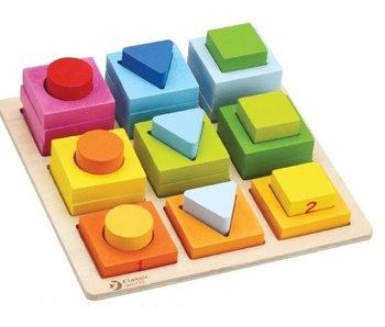 Classic Geometrische blokken