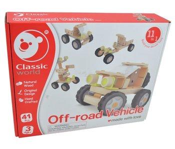 Classic Off-road voertuig 3+