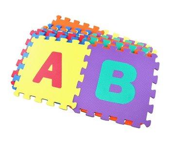 EVA Alfabet puzzelmat - 26 tegels