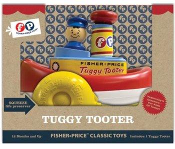Fisher Price vrolijke boot/Tuggy Tooter
