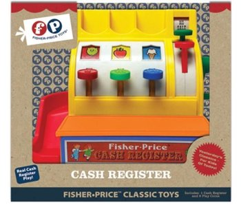 Fisher Price Kassa / Cash register
