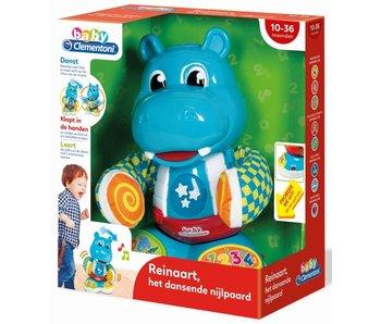 Hippopotame interactif néerlandais
