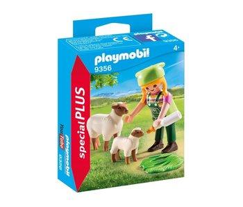 Playmobil Schapenhoedster 9356