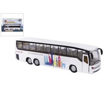 Shuttle Bus 19cm Licht+Geluid