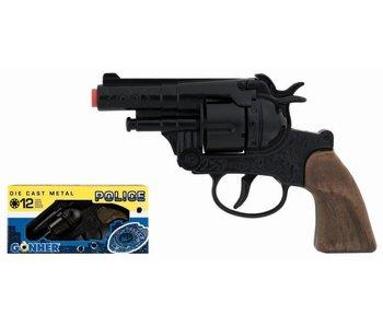 Politie revolver - 12 schoten