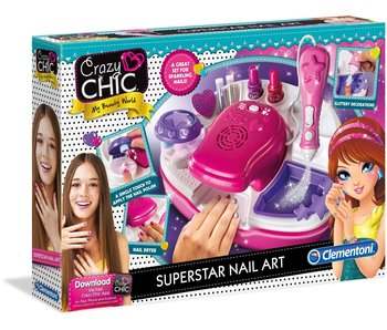 Crazy Chic: nagelstudio