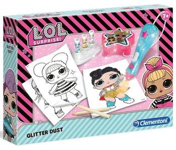 LOL - Glitter Stof