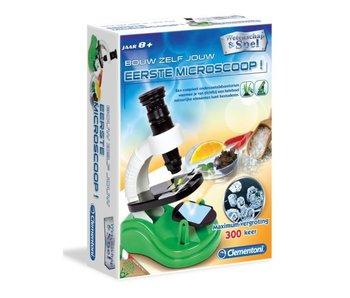 NL - Construisez vous-même votre microscope