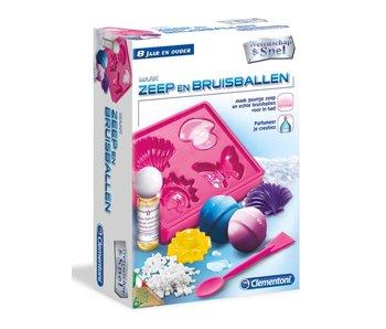 NL -  Faire du savon et des bombes de bain