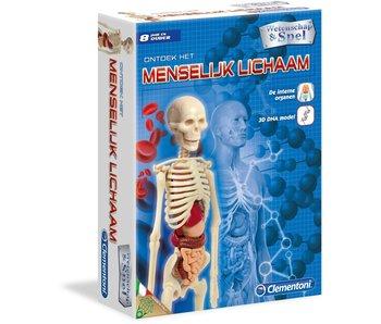 Ontdek het menselijk lichaam