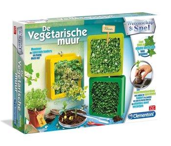 De vegetarische muur