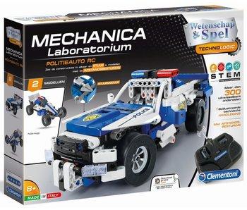 Mechanica Laboratorium - Politieauto RC
