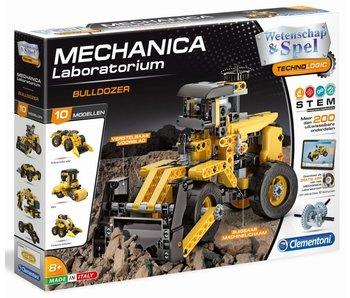 NL -  Laboratoire de mécanique - Bulldozer