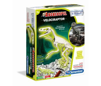NL -  Archeospel - Velociraptor 6+