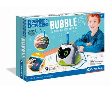 Bubble - de robot die kan tekenen