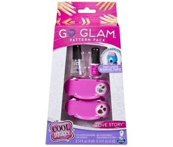 Cool Maker - GoGlam  pack mode ongles
