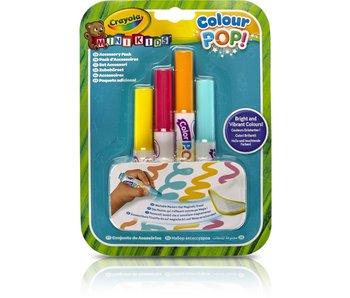Crayola - Feutres color pop