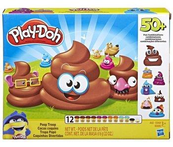 Play-Doh -  dwaze drollen