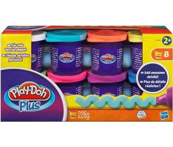 Play-Doh -  plus 8 stuks