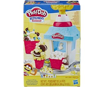 Play-Doh  - Popcorn party