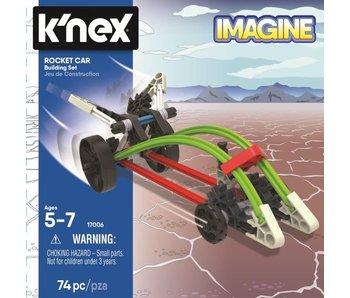K'NEX BUILDING SETS - ROCKET CAR