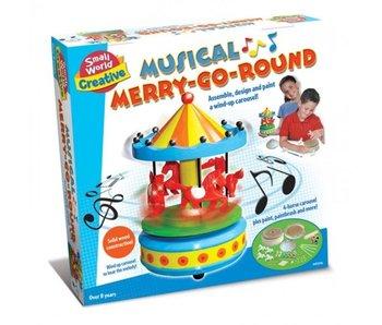 Musical Merry-Go-Round 8+ / ontwerp zelf je paardenmolen