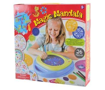 Magische  Mandala 26 onderdelen