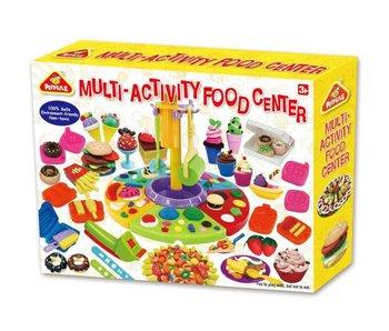 Multi Activiteiten voedsel speelset plasticine
