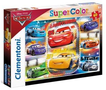 Puzzel Disney Cars - 60 stukjes