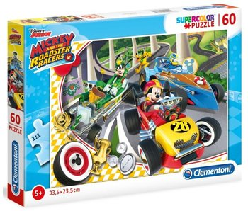 Puzzel Disney Mickey Roadster Racers - 60 stukjes