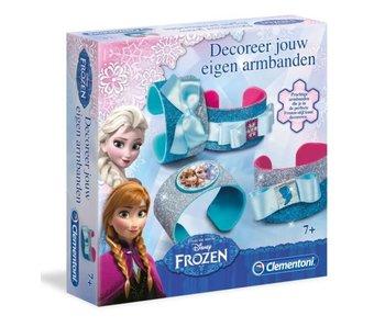 Frozen - Décorez vos propres bracelets