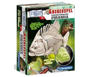 Archeospel - Prehistorische piranha