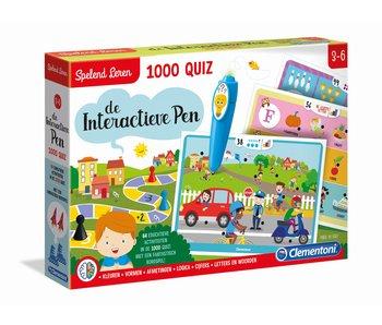 Spelend leren: de interactieve pen