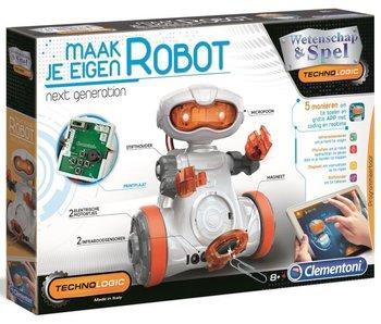 Maak je eigen robot