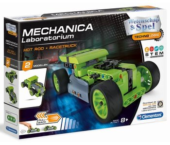 Mechanica Laboratorium - Hot Rod + Racetruck