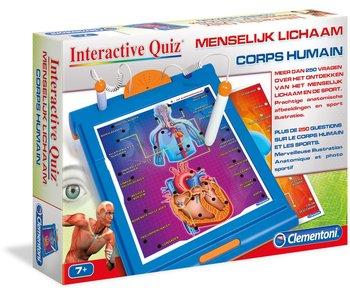 Quiz interactif: corps humain