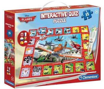 Puzzle Planes Quiz Interactif - 35 pièces