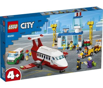 LEGO 60261 Centrale luchthaven