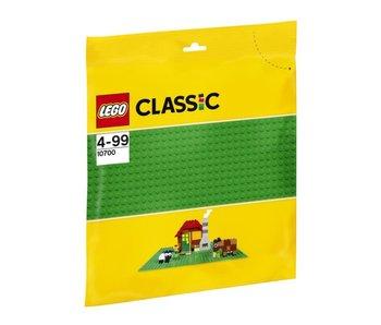 LEGO 10700 Panneau de construction vert