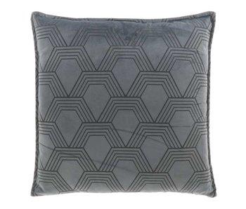 Kussen Arvid 45x45 cm dark grey