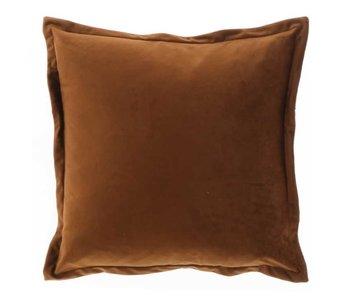 Kussen Kylie 45x45 cm bison brown
