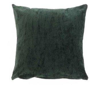 Kussen Luca 45x45 cm dark green