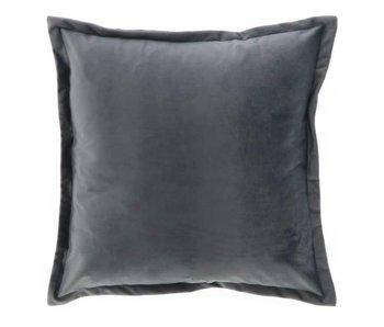 Kussen Kylie 45x45 cm dark grey